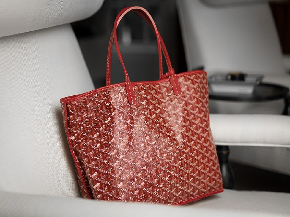 The Ultimate Bag Guide: The Goyard Saint Louis Tote and Goyard Anjou Tote